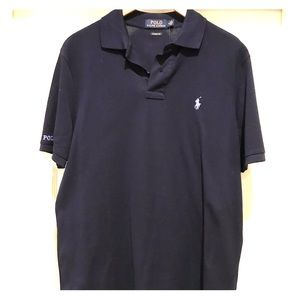 Navy Polo by Ralph Lauren NWT